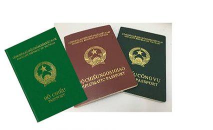Hướng dẫn khai hộ chiếu trực tuyến nhanh và đơn giản nhất