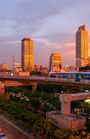 Hồng Kông-Quảng Châu-Chu Hải