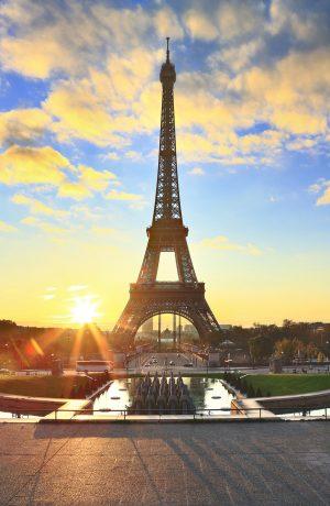 Châu Âu, Pháp – Thụy Sỹ – Ý – Một hành trình 3 điểm đến