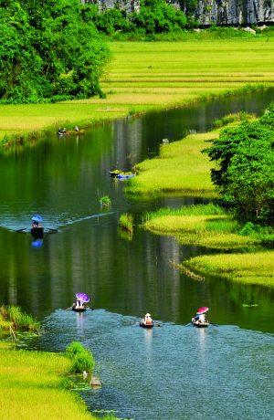 Hà Nội – Phú Thọ – Ninh Bình – Hạ Long 5 Ngày 4 đêm (Tour tiêu chuẩn)