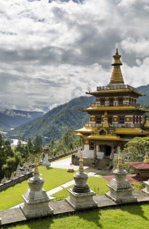 Bhutan-Xứ sở hạnh phúc