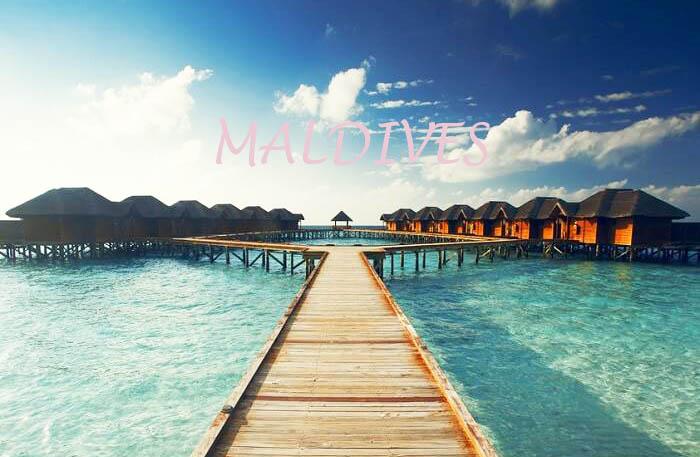 Giấc mơ du lịch biển – Thiên đường trên đảo Maldives