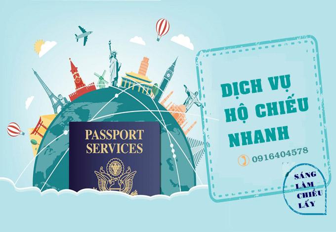 Dịch vụ hộ chiếu nhanh
