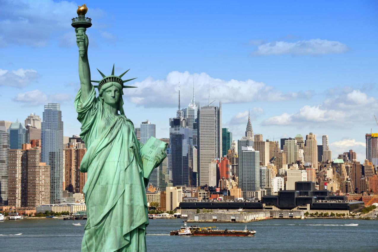 Du lịch nước Mỹ